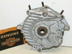 Authentique 1966 Harley Flathead 45 G Motor Engine Left Side Crank Case 112-392