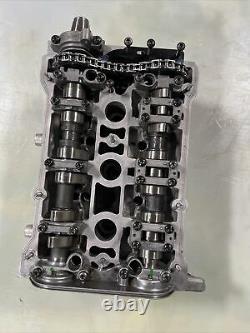 B5 C5 Audi A4 A6 2.8 Atq Aha Engine Cylinder Head Left Driver Side Nouveau