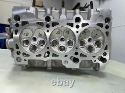 B5 C5 Audi A4 A6 2.8 Atq Aha Tête De Cylindre Moteur Complet Côté Conducteur Gauche Nouveau