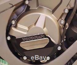 Bmw 2009-2018 S1000rr Woodcraft Protecteur Capot Cache Moteur Stator
