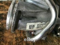 Bmw Oem F01 F10 550 650 750 N63 4.4l Twin Turbo Engine Set De 2 Turbocompresseurs