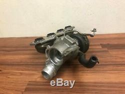 Bmw X1 Oem F20 F30 X3 X4 X5 X6 Moteur Moteur Turbo Chargeur Avec Collecteur D'échappement