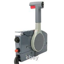 Boîte De Télécommande Hors-bord Pour Yamaha Engine 10 Pin Cable Push Throttle