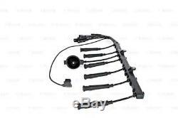 Bosch Câbles D'allumage Câbles Set Fits Bmw E30 Domaine Saloon 2.0-2.7l 1983-1993