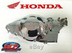 Cache De Manivelle 11361-mch-a00 D'origine Honda Côté Droit D'origine Pour Honda Vtx1800 Oem, Chrome