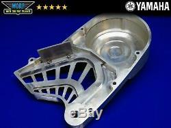 Cascade Yamaha Banshee Moteur Stator Couverture Du Côté Gauche Magneto Logement Flywheel