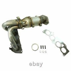 Collecteur D'échappement De Moteur Avec Les Joints De Convertisseur Catalytique Et Kit Matériel Pour Toyota