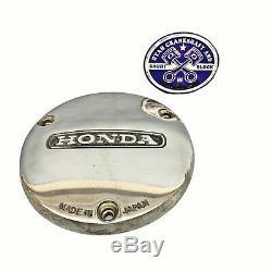 Côté Gauche Moteur Stator Couverture I Honda Cb450 Cl450 74 Cb CL 450 75 Cb500t 76 69 B