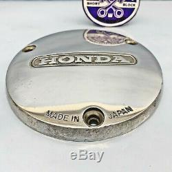 Couvercle De Stator De Moteur Gauche I Honda Cb450 Cl450 74 Cb CL 450 75 Cb500t 76 69 C