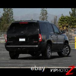 Dernier Design 2007-2014 Chevy Tahoe Gmc Yukon C-shape Black Tail Lights
