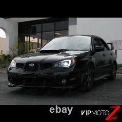 Dernières Tube Oled Phares Noirs D2s Usine Xénon Pour 06 07 Subaru Wrx Sti