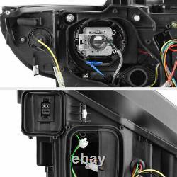 Dtm Halo Xenon D1s Hid Phares Led Drl 07-10 Bmw E92 E93 328i 335i M3 Coupe