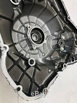 Ducati 848 Evo 1198 Streetfighter Couvercle Latéral Gauche Du Moteur De L'alternateur