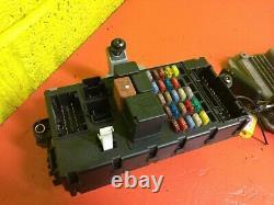 Ecu Moteur Module De Contrôle Kit Nsf 2008 Iveco Daily Mk IV 06-2012 Nextday # 18478