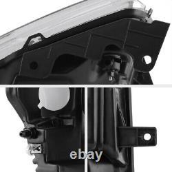 Étiquette Du Projecteur Des Factoires Pour 09-14 Ford F150 Black Projector Lampe De Phare L+r
