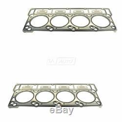Fel-pro Haut-moteur De Joints Tête Joints Et Boulons Pour 06-10 Ford 6.0l Diesel