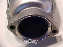Ferrari F50 Engine Pot D'échappement Convertisseur Manifold 166827 Main Gauche Side Nouveau Oem