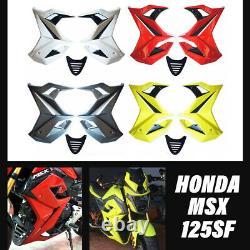 Garde De Moteur De Carrosserie Latérale De Couverture De Ventre De Carérage Pour Honda Grom Msx125 Sf 16-20