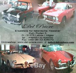Getriebe Lager Stütze Fiat Dino Coupe De Spider 2000 Transmission Mont 4149520