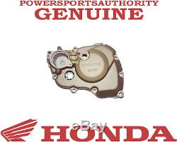 Honda Crf 450r 2004-2008 Case Oem Gauche Moteur Côté Manivelle Couverture 11340-men-850