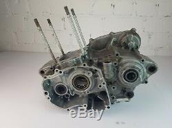 Honda Crf250 2004 250 Crf Moteur Case Set Gauche Droite Crankcase Côté 11200krn316