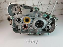 Honda Crf250 2005 250 Crf Moteur Case Set Gauche Droite Crankcase Côté 11100krn506
