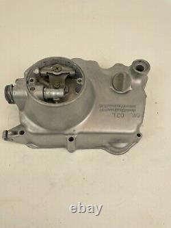 Honda Ct70 Ct Trail 70 Oem Engine Side Cover Right Clutch Hardware Vapor Blasted