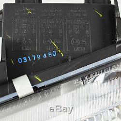 Jeu Phares Pour Audi A3 8l Année 08,00 05,03 + H1 H7 Incl. Moteurs