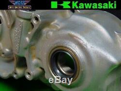 Kawasaki Kx250 1997 - Carter De Carter Moteur - Carter Inférieur - Extrémité Inférieure - Moteur 14001-1241