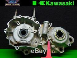 Kawasaki Kx250 1998 - Carter De Carter Moteur - Carter Inférieur - Moteur Inférieur 97-99