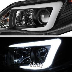 Lampes Phares Pour Tubes Oled En Forme De C Pour 2008-2014 Subaru Wrx Sti Xenon Hid D2s