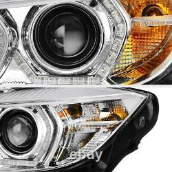 M-sport Drl Upgrade! Pour 12-15 Bmw F30 4-door 325i 328i Projecteur Phare Set
