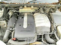 Mercedes Benz W163 ML CDI 2.7 Moteur 113.000 Miles Injecteurs Turbo Fuel Pump