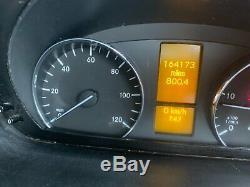 Mercedes Sprinter Kilométrage + LCD + Instrument Cluster Tachymètre Service De Réparation