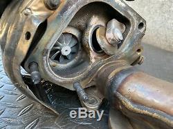 Mercedes W166 X166 Ml63 Gl63 Cls63 S63 Cl63 Gauche Moteur Côté Turbo Chargeur Oem