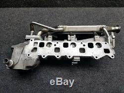 Mercedes W211 E320 Jeep Crd Om642 Moteur V6 3.0l CDI Gauche Admission 89k