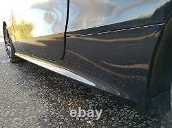 Mercedes-benz Classe E E400 Amg C238 Coupé 2017-2020 Jupe Côté Gauche Sill Cover