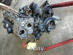 Mercedes-benz W163 Ml270 ML 270 CDI 2.7 Moteur 1998-2005
