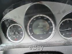 Moteur Mercedes C220 W204 2.2cdi 2008 A6460108498 Pompe À Essence Incluse # 13714