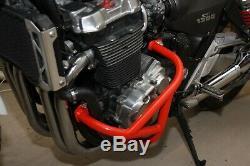 Moteur Protection De La Barre Collision Latérale Protect Pour Honda X4 X4 97-03 Cb 1300 Cb1300 98-02