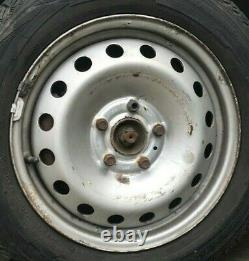 Nissan Primaster 2.0 DCI 2.0 DCI 115bhp Diesel M9r Steel Wheel Rim 16 Inch No Tyre