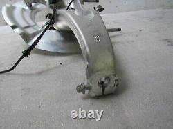 Oem 12-15 Bmw F10 M5 F06 F12 F13 M6 4.4l V8 Front Left Suspension Knuckle 14156