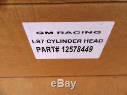 Oem Chevy Ls7 7.0l Moteur Droit Rh Et Culasses Gauche Du Côté Gauche 12578449