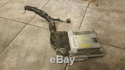 Opération Vivaro 2.0 Cdti 2012 Renault Trafic Ecu 237101754r Bosch 028018497 Ecm