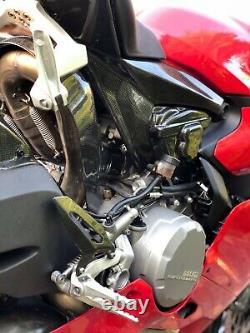 Panneaux Latéraux Ducati Panigale Avec Kit De Couvertures Moteur