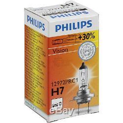 Phare Avant Set Vw Passat 3c B6 Année 05-11 Incl. Philips H7 + H7 + 30% + Moteurs