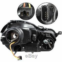Phares Pour Vw Polo IV 4 9n Yr 01-05 Bosch / Al Système H7 + H1 Y Compris Les Moteurs