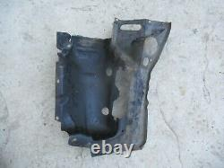 Porsche 914 2.0 L Engine Sheet Metal (gauche, Côté Conducteur) #4 Fl