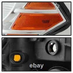 Pour 2008-2012 Nissan Pathfinder Factory Style Feux De Tête Hors Route Lampes Set