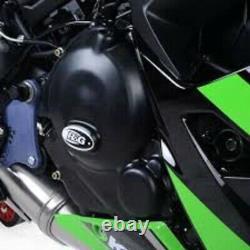 R&g Engine Case Cover Kit (2pc) Kawasaki Ninja 650 2017-2020 Gauche Et Côtés Droit